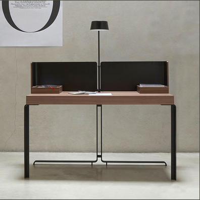 desk job the republic of less. Black Bedroom Furniture Sets. Home Design Ideas