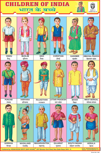 Indian Traditional Dresses Of Different States With Names posters from India | t...