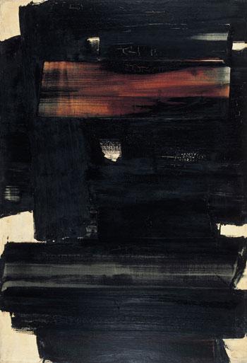 Pure Painters Ivon Hitchens Meets Pierre Soulages The