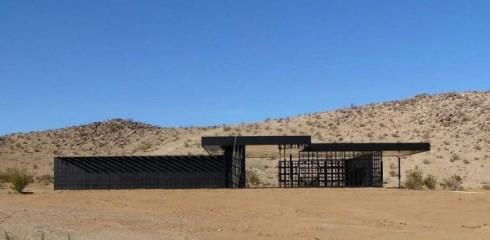 desert house RosaMuerta R Stone