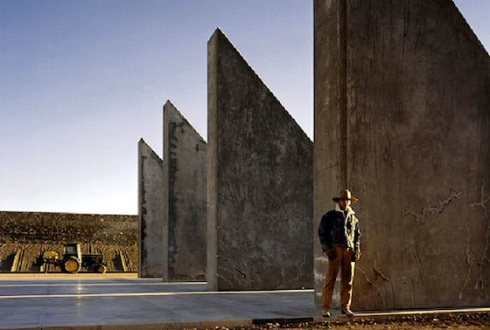 michael heizer_city