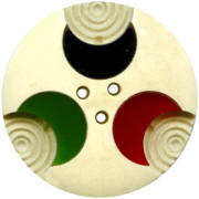 button pattern