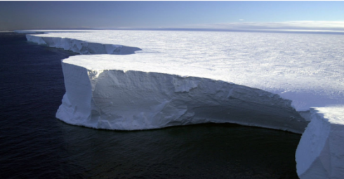 ocean iceberg Scientists-Renew-Their-Warning-of-Rising-Oceans-From-Polar-Melt