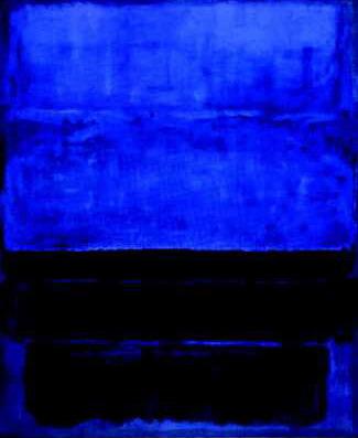 ble rothko-blue