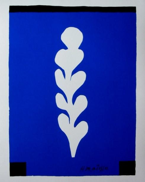 blu matissepalme