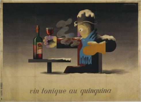 poster dubonnet winter