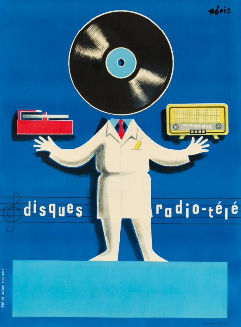 poster dutch radio