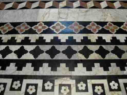 floor duomo Siena