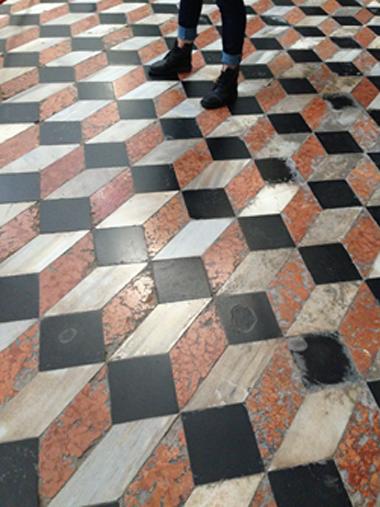 floor san giorgio maggiore venice katie5-2