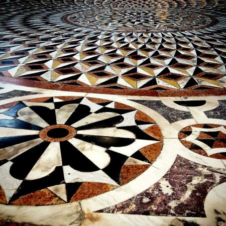 floor santa-maria-della-salute