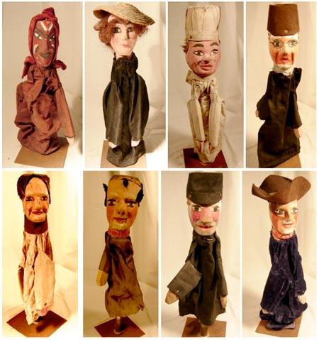 puppets Lyon1262-x