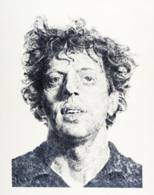 spots chuck close p glass ma-19263-WEB